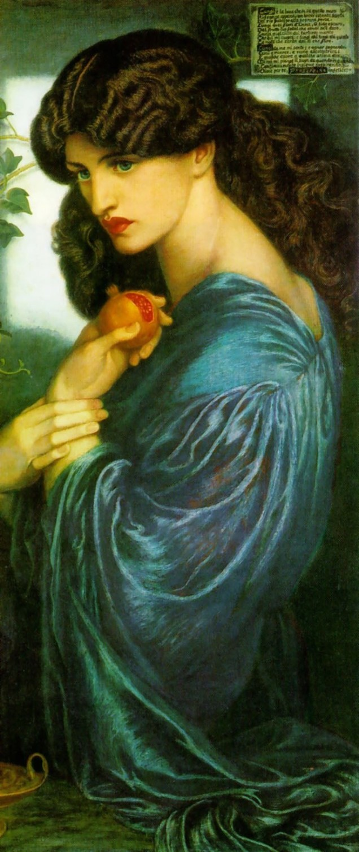 dante-gabriel-rossetti-proserpina