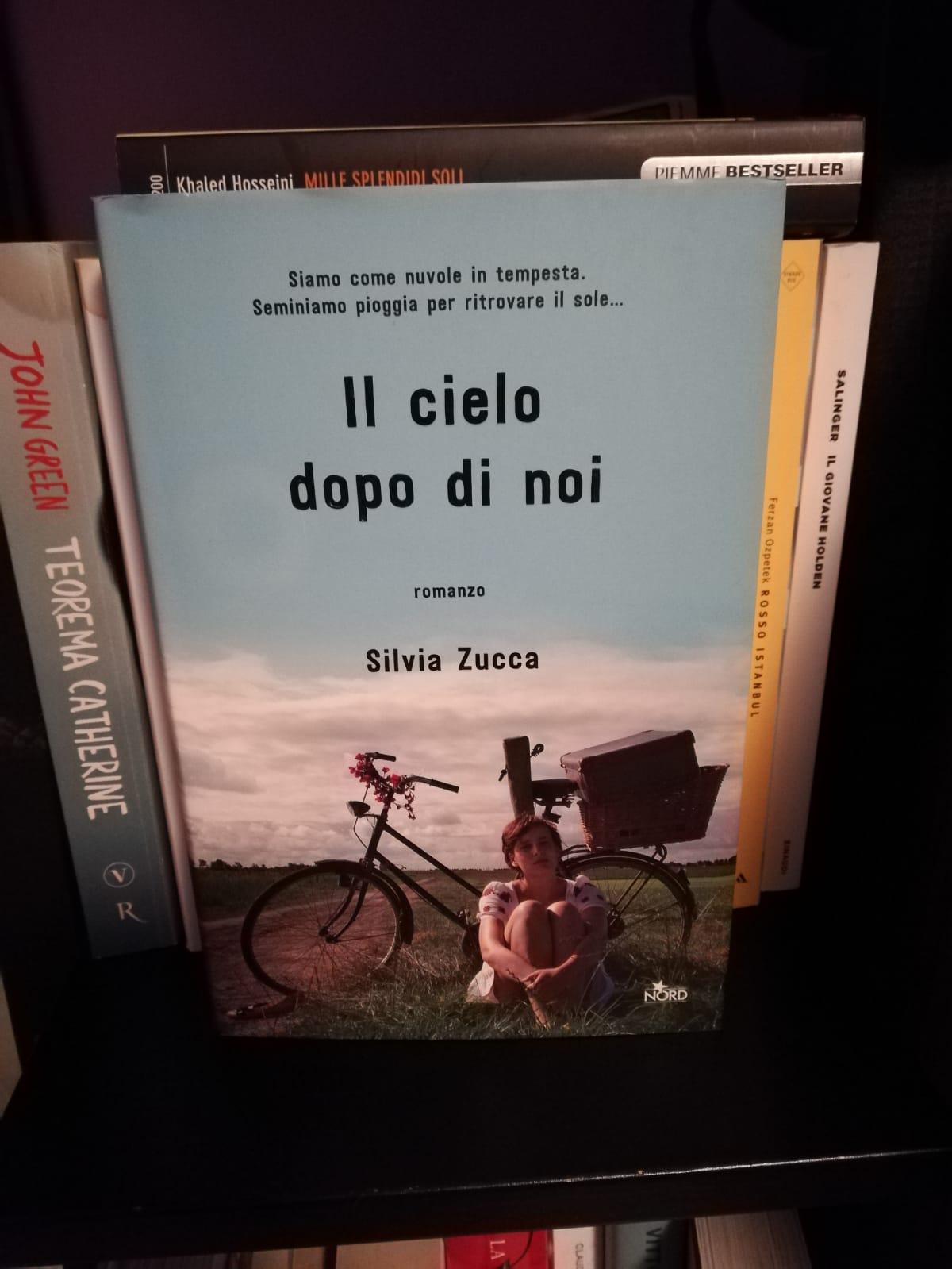 Il cielo dopo di noi Silvia Zucca
